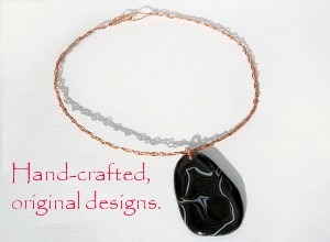 Black_Agate_Braided_Copper_Necklace