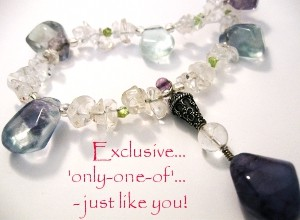 Rainbow_Fluorite_Quartz_Necklace